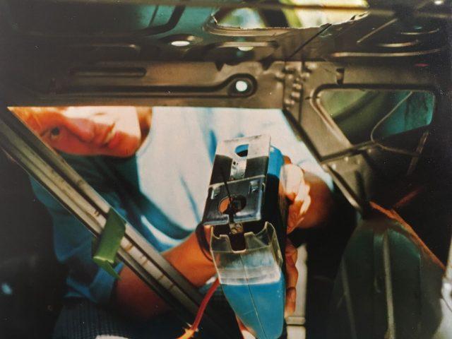 Brutaler Vandalismus 1990