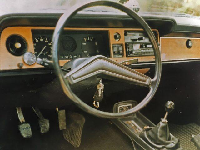 Cockpit 1975. Finde ich immer noch schön.