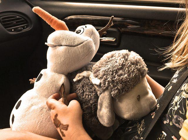 Drei Olafs an Bord