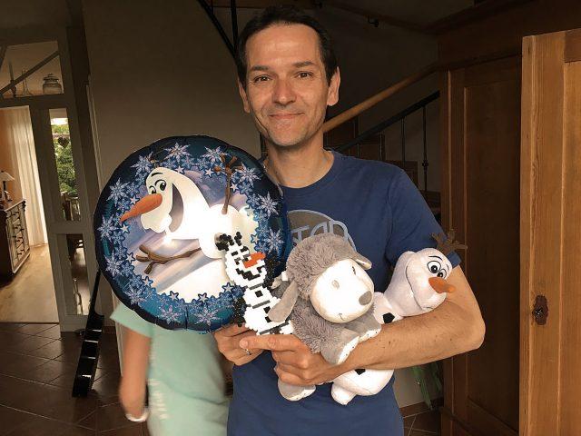 Olaf, Olaf, Olaf, Olaf und Olaf