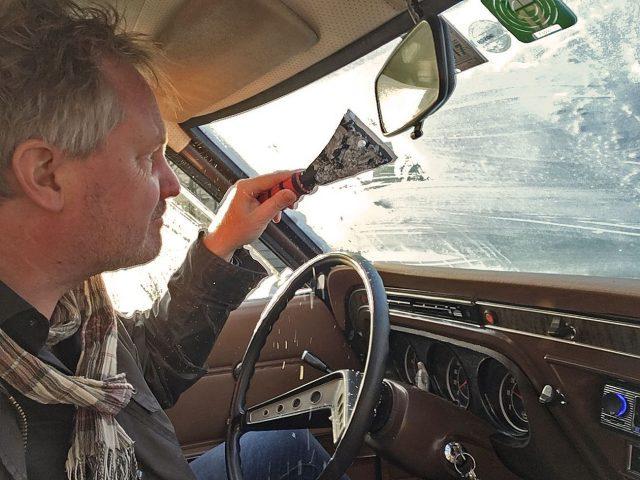 Der kalte Haken alter Autos