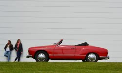 Roadtrip im Karmann Ghia